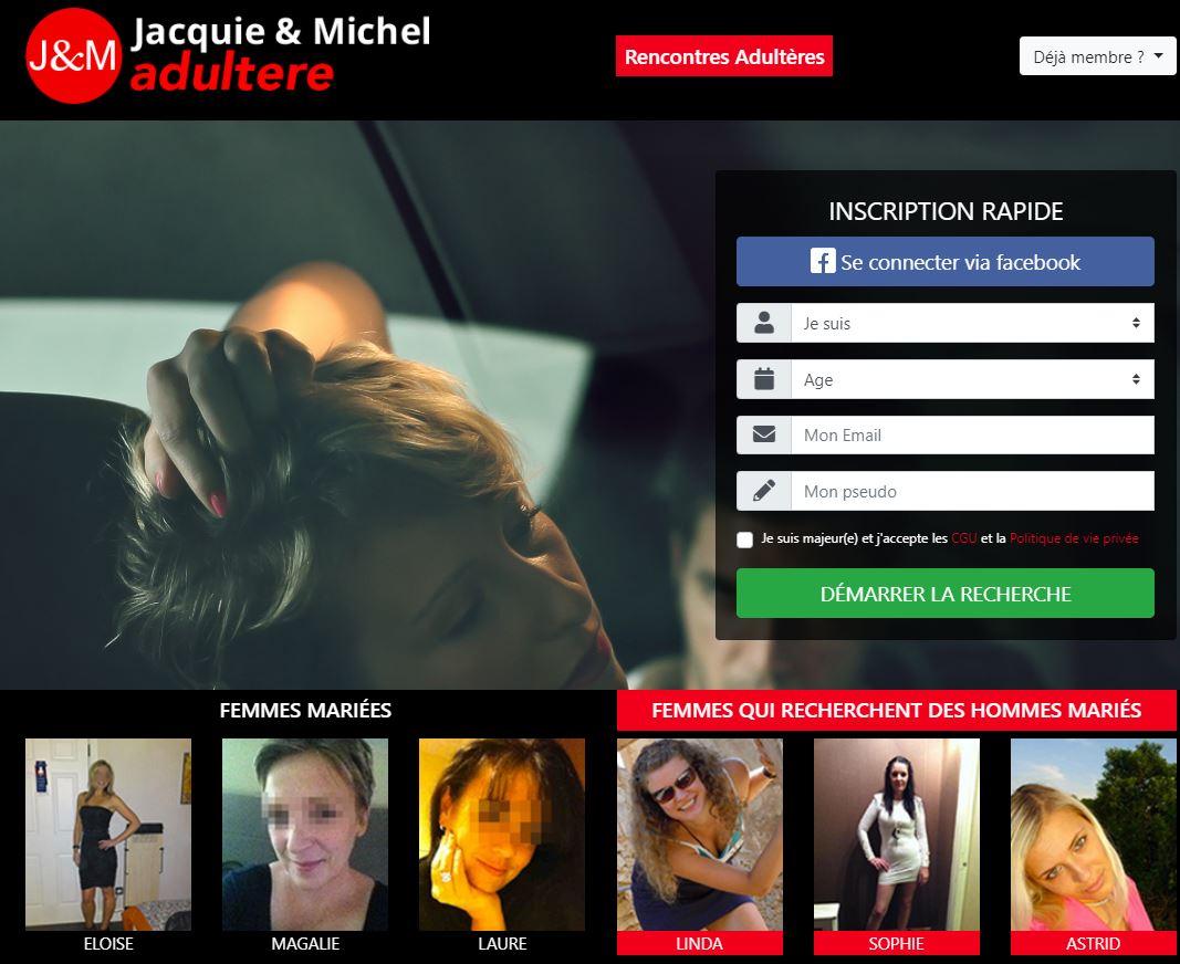 Jacquie et Michel adultere