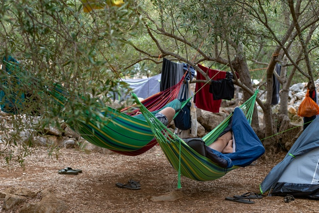 camping libertin