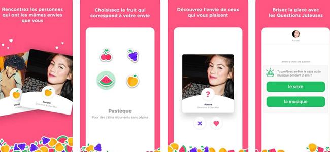 fruitz application