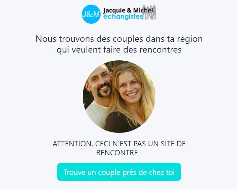 jacquie et michel échangiste
