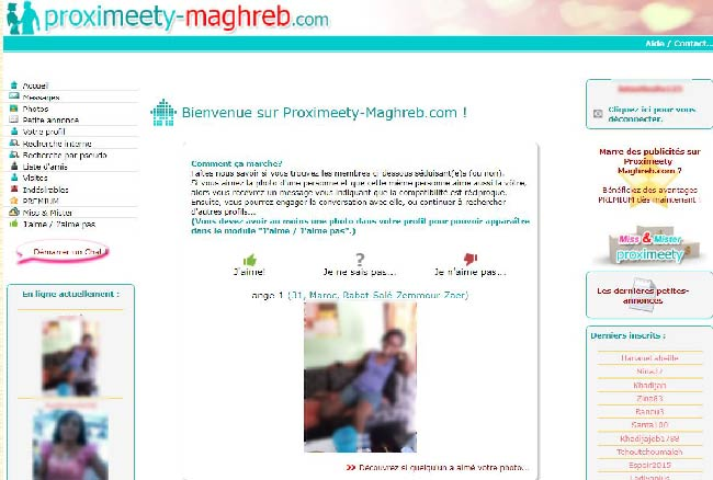 site de rencontre maghreb