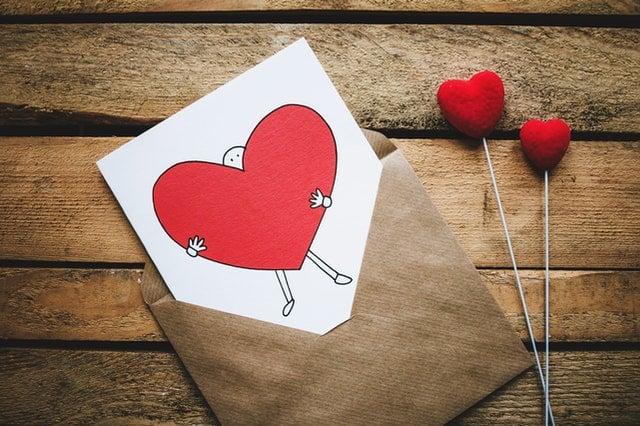 comment envoyer une lettre d'amour à son ex ?