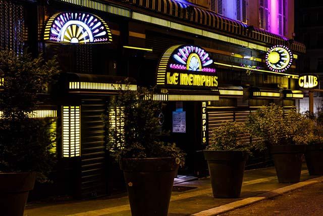 memphis discothèque paris