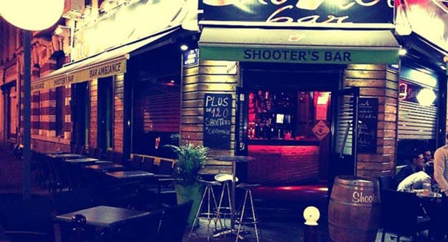 shooters bar cougar lille