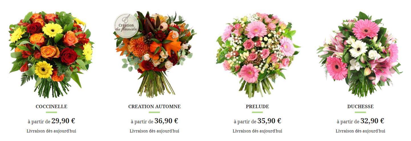 bouquet florajet avis