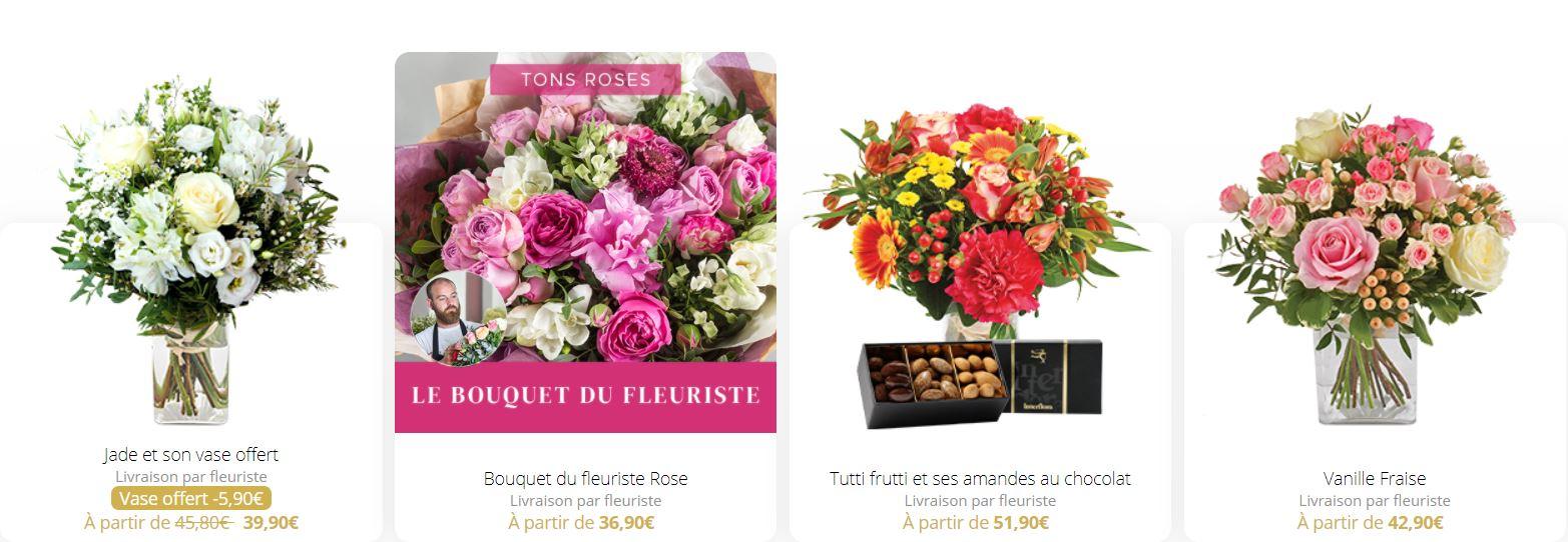 avis bouquets interflora